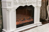 Cer-anerkannte Hauptmöbel-europäische Art-elektrischer Kamin (318B)