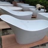 Уникальный матовый акриловый твердый поверхностный Freestanding Ванна для гостиницы (BT1605301)