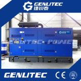 パーキンズエンジンを搭載する280kw/350kVA無声ディーゼル力Genset