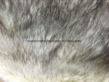 Macの毛皮の熱く高い山の人工毛皮ののどの毛皮の衣服またはおもちゃのための長い山の毛皮ファブリック