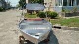 Barca di alluminio di vendita calda C12 di prezzi migliori con la tenda