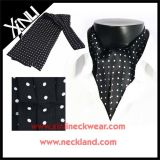 Cravatte di inverno del foulard di modo stampate seta di 100%
