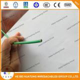 Fil électrique de Thhn Thwn Thw TW de conducteur d'en cuivre de certificat d'UL