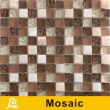 mozaïek van het Kristal van de Mengeling van 8mm het Marmeren voor Reeks van de Mengeling van de Decoratie van de Muur de Marmeren (Marmeren Mengeling 06/07/08/09)