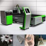 Tagliatrice del laser del tessuto della lamiera sottile di CNC con il software automatico di cad