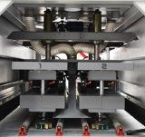 ブラシの研摩機ライン木工業の紙やすりで磨く機械
