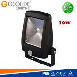 セリウム(FL106-10W)が付いている公園のための品質10W SMD屋外LEDのフラッドライト