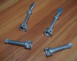 As partes fundamentais do carro morrem o molde de carcaça