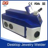 Настольный компьютер сварочного аппарата лазера ювелирных изделий 200W Китая самое лучшее
