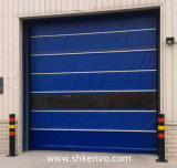 Belüftung-Gewebe-schnelle verantwortliche Rollen-Blendenverschluss-Tür für Cleanroom