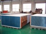 Bobina de evaporação de alto desempenho para unidade de ar condicionado