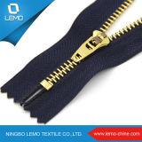 Cremallera Fábrica Producir Larga Cadena Metal Zipper Rolls