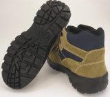 Ботинки работы Ufb061 безопасности дна крышки пальца ноги человека Utex стальные