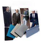 [كرديت كرد هولدر] رجال حقيقيّة جلد عملة محفظة