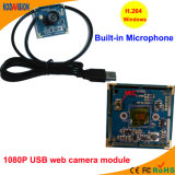 2.0 Megapixel 1080P USB 웹 사진기