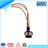 mini détecteur superbe de pression d'eau 316L, 0.5~4.5VDC sortie, personnalisation procurable
