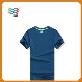 Kundenspezifisches Silk Bildschirm gedrucktes langes T-Shirt für Männer