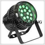 Nj-L18A 옥외 18*10W LED 급상승 방수 동위 Lgiht