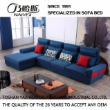 O sofá moderno da mobília do melhor preço ajustou-se para a sala de visitas (FB1149)