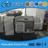 Fatura plástica gêmea da máquina do granulador da extrusora de parafuso de Zte