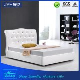Diseño moderno de la cama de madera de la teca del diseño moderno de China
