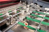Machine de laminage à chaud haute vitesse automatique avec couteau à volants (XJFMK-120L)