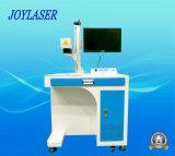 Longue machine d'inscription de laser de fibre de vie de performance pour le métal/plastique