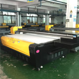 Stampante di vetro a base piatta UV di ampio formato di Lr-2030 2000X3000mm con la testina di stampa dei Seiko