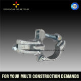 O aço pressionado do andaime coneta a braçadeira para a construção