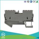 新製品DINの柵の端子ブロックのばね様式Jut3-2.5/2-2 - St 2.5-Quattro-U
