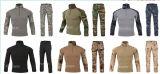 7개의 색깔 육군 전술상 전투 개구리 위장 제복