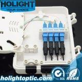 1-4 caixa terminal da fibra óptica ao ar livre do núcleo