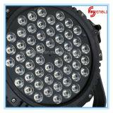 lavata esterna classica DJ di 54PCS*3W RGB* LED la multi PAR l'indicatore luminoso (HL-033)