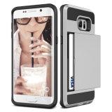 Boîtier pc de slot pour carte de portable pour Samsung S8/S8egde