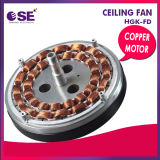 Ventilatore di soffitto industriale standard elettrico del dispositivo di raffreddamento di aria di Kdk di 56 pollici