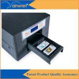 Impresora plana ULTRAVIOLETA del precio bajo de la alta calidad, A4 impresora ULTRAVIOLETA AR-LED Mini6