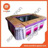 Máquina de jogo da arcada da tabela dos peixes do monstro 3 do oceano