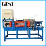 Máquina de aquecimento da indução com a máquina-instrumento extinguendo horizontal do CNC