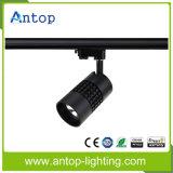Hohes Anweisung-schwarzes PFEILER LED Spur-Licht