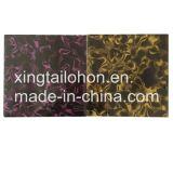 Gemaakt in Decoratieve Glas van het Blad van China het Duidelijke