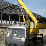 Edificio prefabricado de la estructura de acero de la fábrica de la fabricación para el almacén