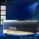 最高速度I5 CPU SSD64のタイタン9.1のトラの接触II CH6144 DMXコントローラ