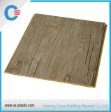 工場価格木の薄板にされたPVCパネル