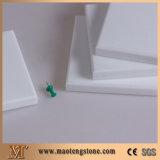 Pietra di vetro bianca di vetro cristallizzata bianca/del comitato