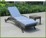 Сада мебели отдыха салон фаэтона ротанга синтетического Wicker напольный