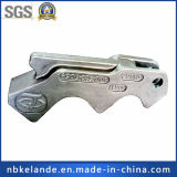 Máquina de aluminio por encargo CNC parte con la parte de fundición