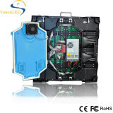 サイズ640*640mmの屋外の使用料P8フルカラーのLED表示