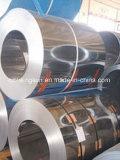 La vente en gros a laminé à froid 201 304 bobines d'acier inoxydable pour faire la pipe et le tube