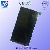 5.0 módulo de la pulgada TFT LCD para las aplicaciones industriales