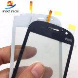 Экран касания индикации LCD мобильного телефона для стекла цифрователя экрана касания запчасти панели касания галактики S6810 S6812 Samsung